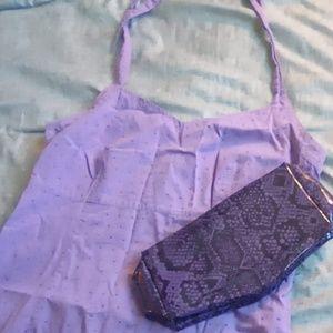 Dress/makeup bag
